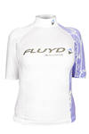 Футболка из лайкры FLUYD RASH GUARD lady, XS