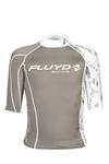 Футболка из лайкры FLUYD RASH GUARD man, М
