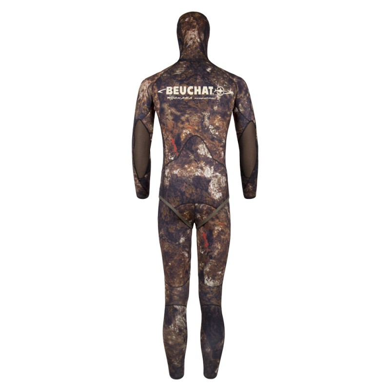 Гидрокостюм Rocksea Competition - Trigocamo Wide, 7 мм, XL